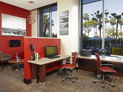 Residence Inn By Marriott LAX – Business Center