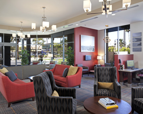 Residence Inn By Marriott LAX  – Lobby