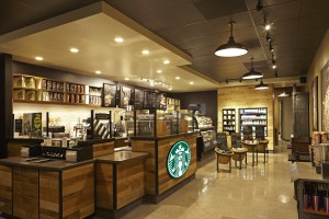 Residence Inn by Marriott LAX - Starbucks Outlet