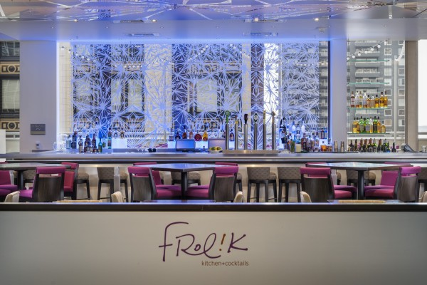 Frolik Kitchen+cocktails – Hotel Motif