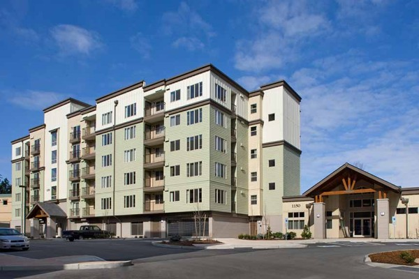 Echo Lake Apartments – Shoreline, WA