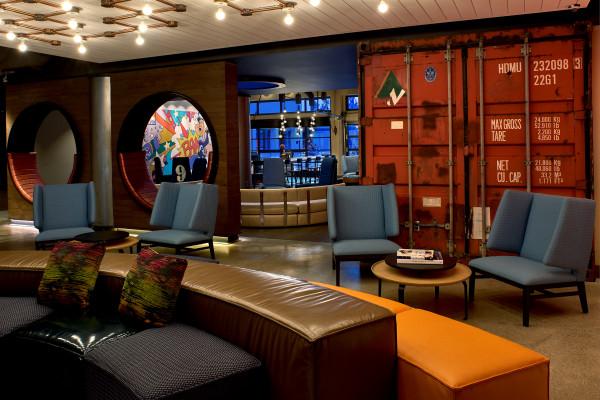Hotel Zephyr – Lobby